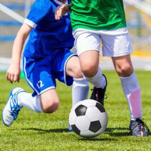 child sport inury