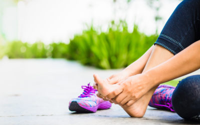 Is That a Pebble in Your Shoe? (Nope. It's a Neuroma in Your Foot!)